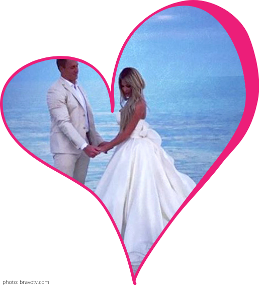 kim zolciak kroy biermann wedding rhoa real housewives of atlanta vow renewal beach