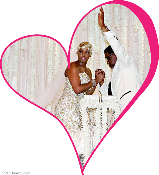 nene leakes gregg leakes married wedding rhoa real housewives of atlanta