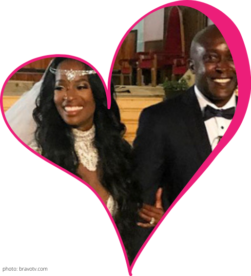 shamea morton wedding married kenya africa rhoa real housewives of atlanta