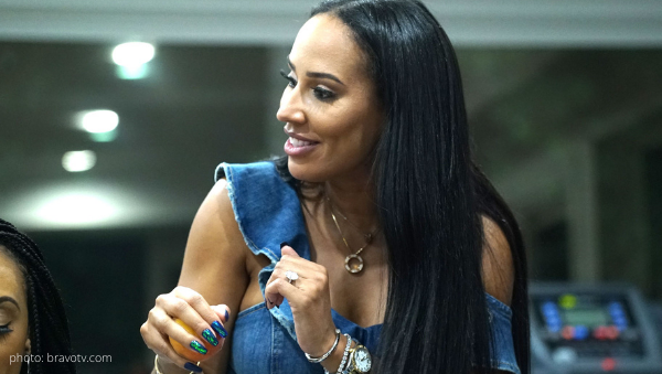 Tanya Sam Ditches RHOA Filming After Alleged Stripper Scandal | Taste of  Reality