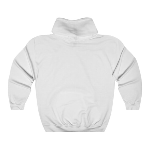 spill it sister hoodie white back