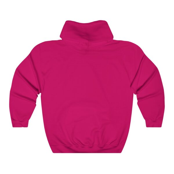 spill it sister hoodie pink back