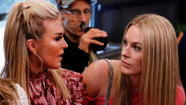 leah mcsweeney tinsley mortimer rhony real housewives of new york