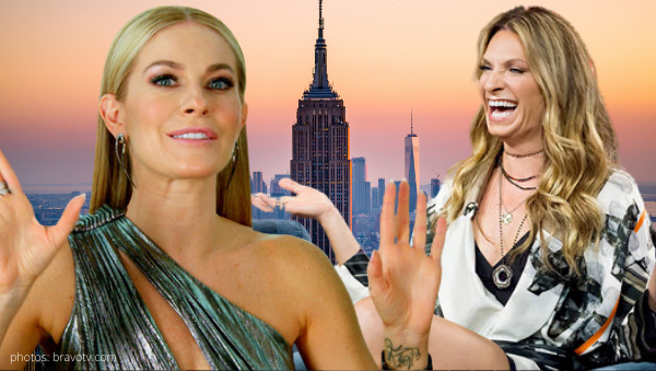 rhony real housewives of new york leah mcsweeney heather holla thomson mama feud