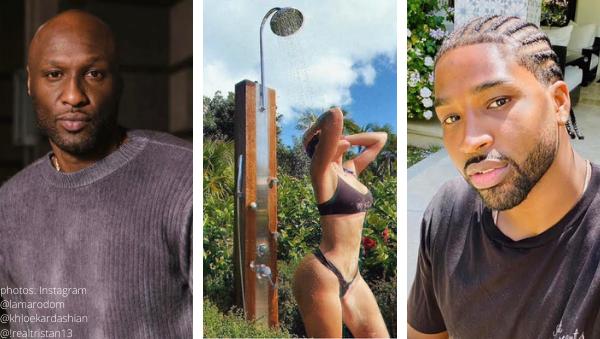 kuwtk keeping up with the kardashians khloe lamar odom tristian thompson online feud