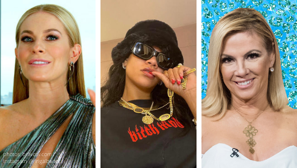 rihanna rhony real housewives of new york city ramona singer married to the mob leah mcsweeney