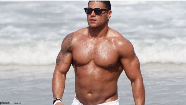 ronnie sober jersey shore mtv magro ortiz domestic violence drug alcohol abuse return come back ron