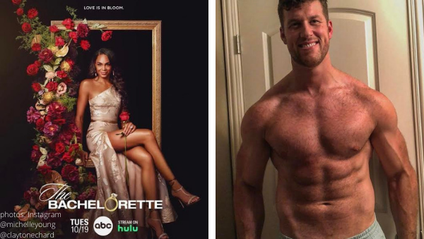 the bachelor clayton echard michelle young the bachelorette bachelor nation new bachelor